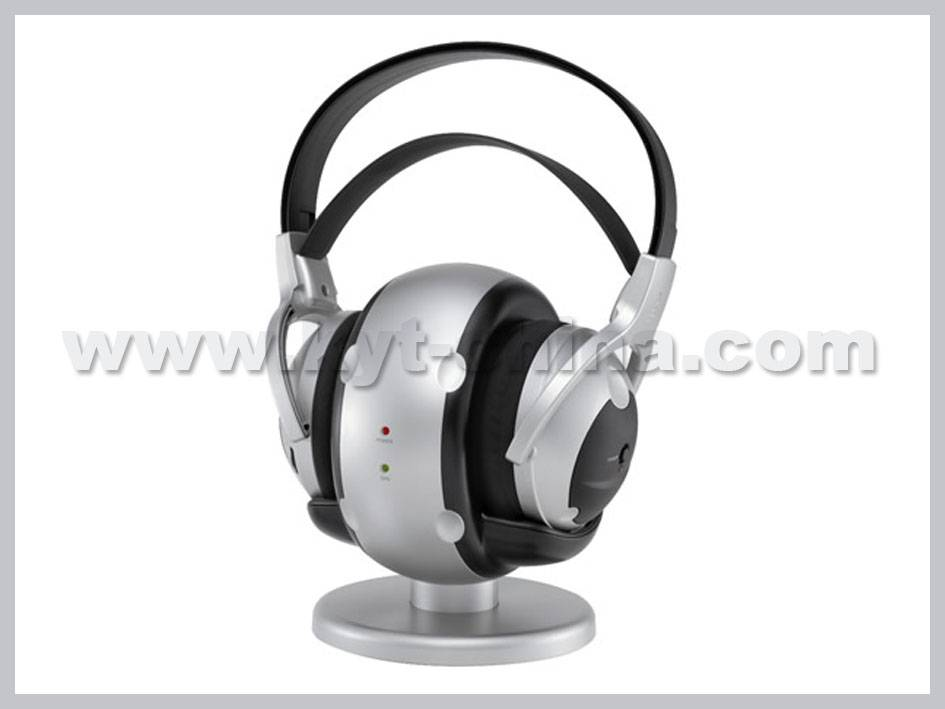 900MHz Wireless Stereo Headphone HP 4390 For US Market