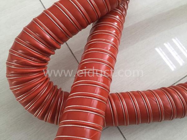 Rubber Air Silicone Ventilation Hose