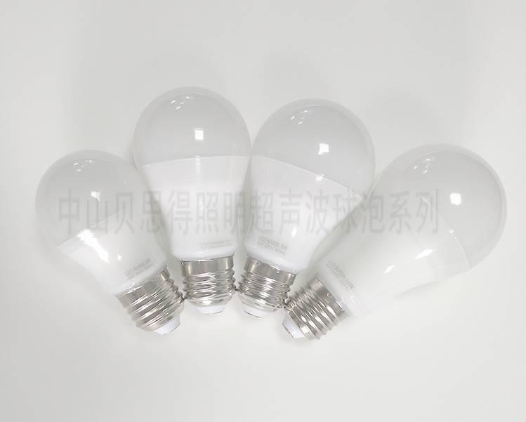Alumimium bone LED bulb light