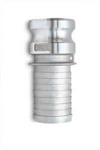Aluminium camlock coupling  E