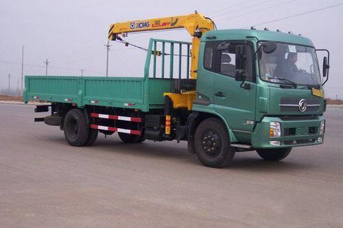 Dongfeng Truck With 5-ton Crane EQ5120JSQT3