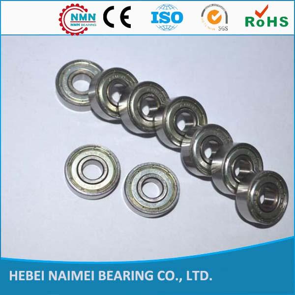 Chrome Steel Low Price Deep Groove Ball Bearing 608