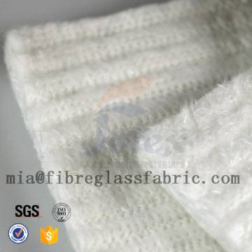 3mm-30mm Fiber Glass Needle Mat for Pipeline Thermal Insulation
