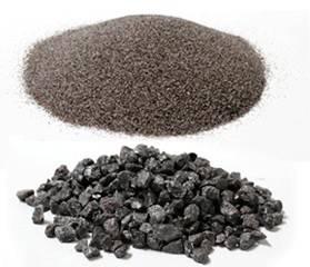 Brown Fused Alumina Brown Aluminum Oxide
