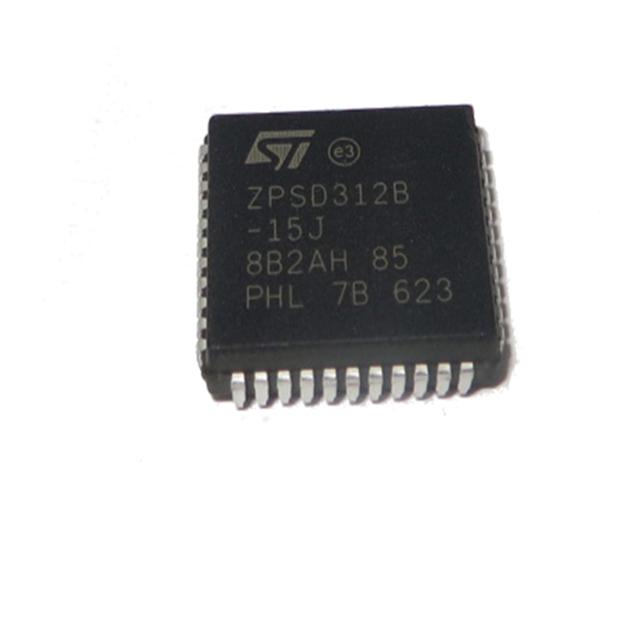 ZPSD312B-15J,STMicroelectronics CPLD 5V 44-Pin PLDCC