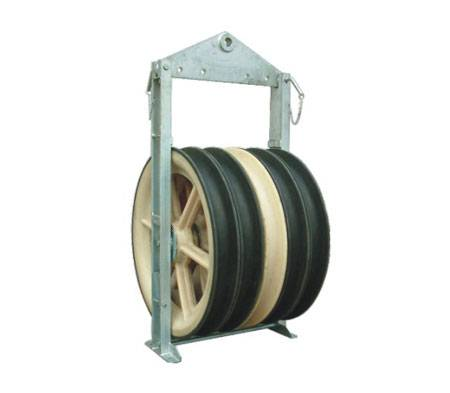 822 Large Diameter Conductor Pulley Block