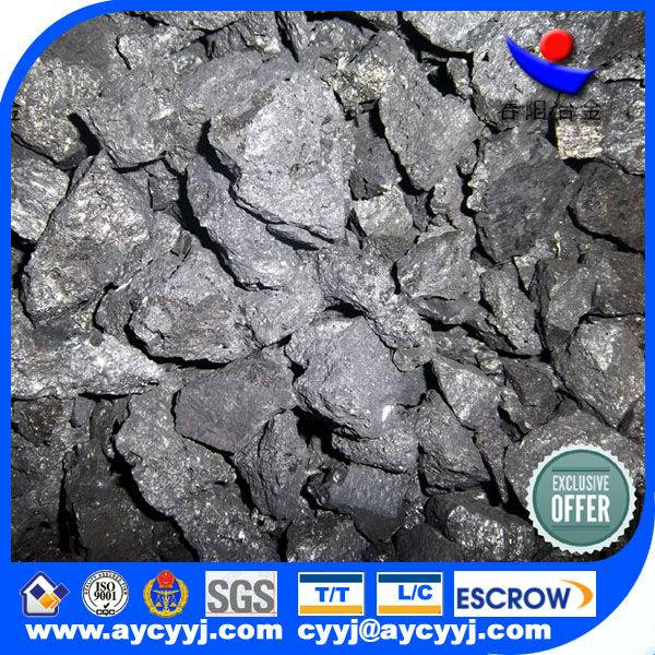 sica / calcium silicon metal ferro alloy from china for steel making