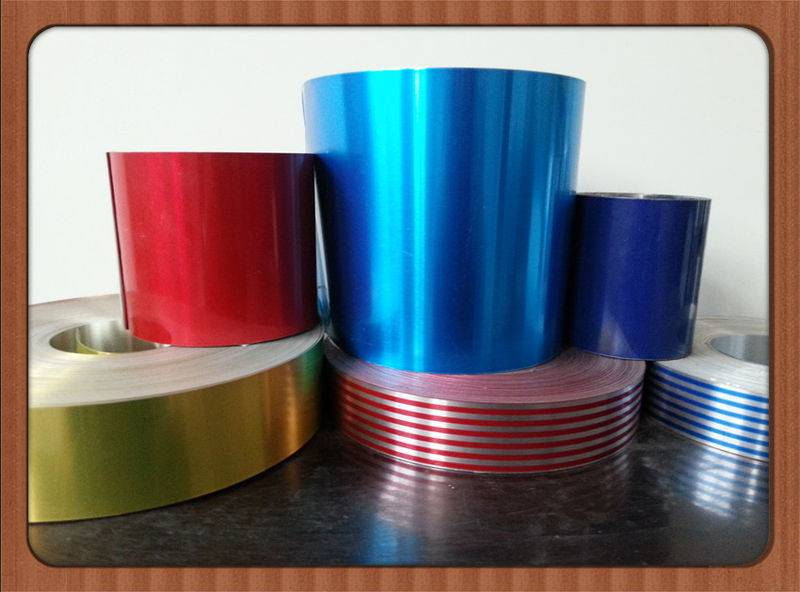 8011 Lacquer Aluminium Coil For Aluminium Vial Flip Off Seals