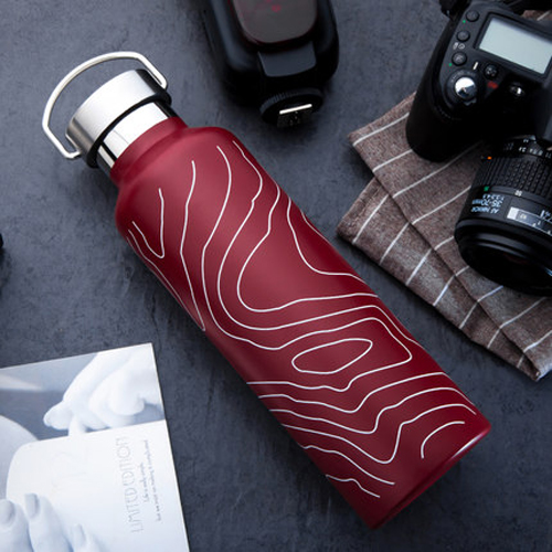 Creative Insulated Stainless Steel sport water bottle
