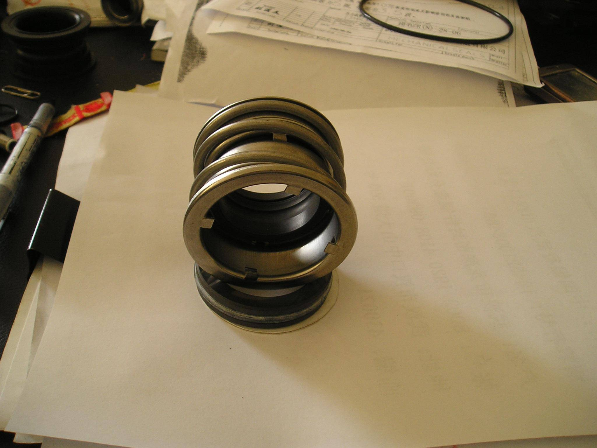 Carrier Compressor Shaft Seal Ass'y 05G37,5H120 for Carrier Compressor shaft seal HF05G-1 1/2''