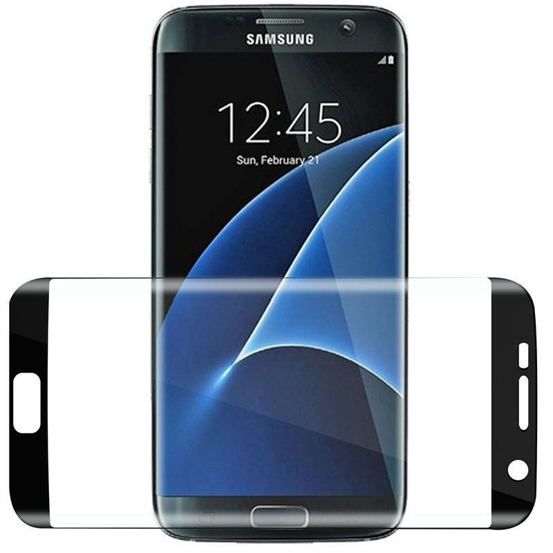Top quality and bestsales superhard h9 tempered glass film screen protector for Samsung S7 edge