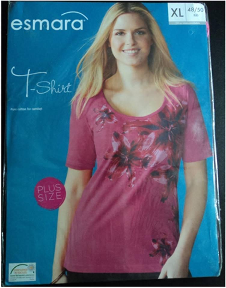 Best quality Ladies T-Shirt stock