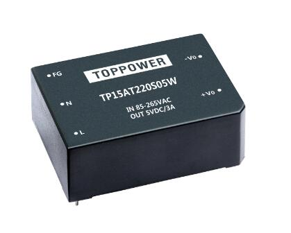 15W 3KV Isolation Wide Input AC/DC Converters