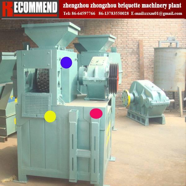 Hot in Europe superior quality briquette press machine