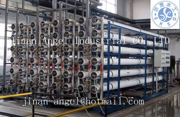 200T RO water treatment equipment for high quality water