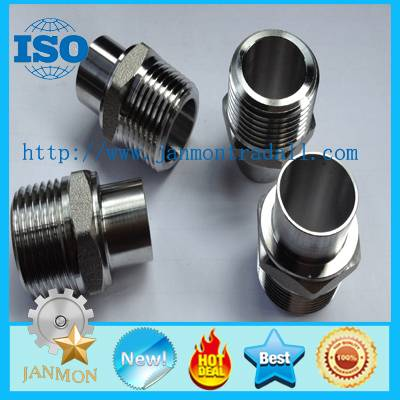 Stainless steel threading connecting end,Stainless steel threading connectors,Stainless steel connec