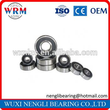 High Quality Deep Groove Ball Bearing 605