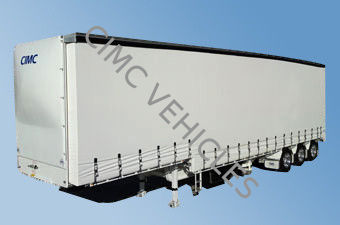 Drop Deck Curtain side