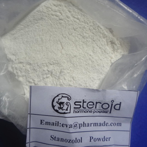Stanozolol Winstrol Medical Raw Material Healthy Muscle Building Sterioids 10418-03-8