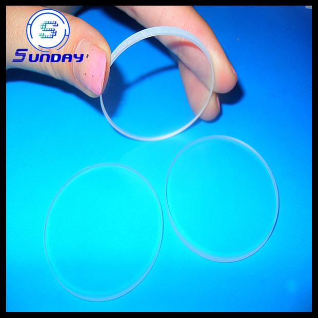Caf2 Window Optical Glass