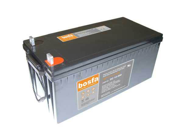 DC12-200 12v200ah lead acid battery ups battery 12v200ah industrial battery ups battery 200ah deep c