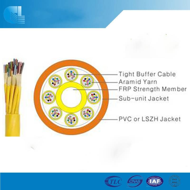 Indoor Multi Purpose Distribution Fiber Optic Cable(GJFPV)