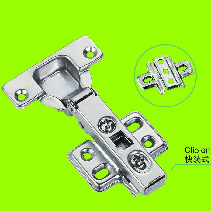 two way hinge steel full-overlay hinges
