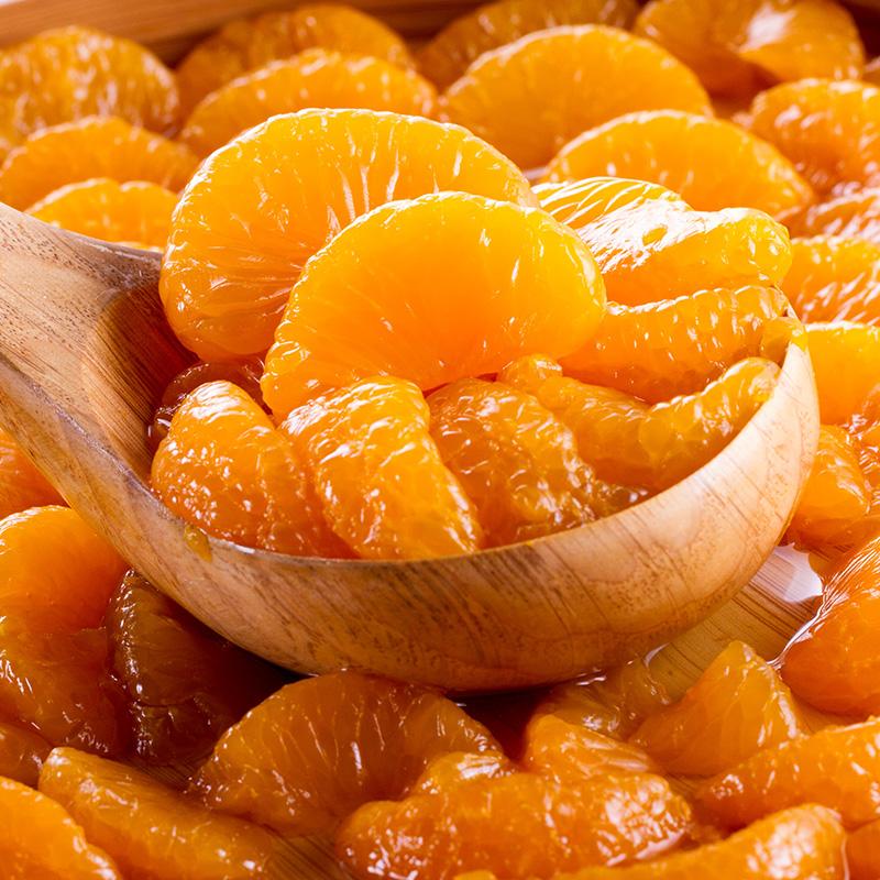 Canned Mandarin Orange in Syrup