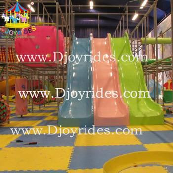 Indoor Playground Project Big Slide