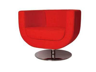 Hotel/Living Room Furniture Jeffrey Bernett Tulip Armchair