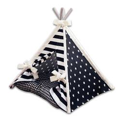 PET'S TENT_black star