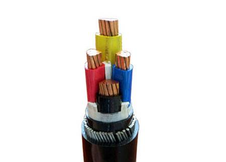 0.6/1kv PVC Insulated (Radiant XLPE Insulated) metal screen Power Cables