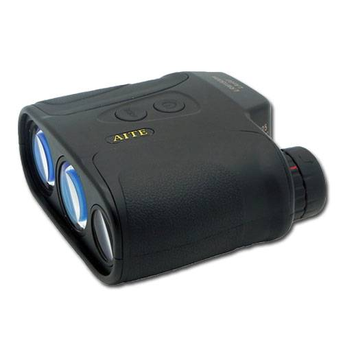1500m long distance military/hunting laser rangefinder with speed mode