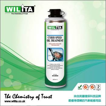 Wilita Cyber Speed Oil Treatment
