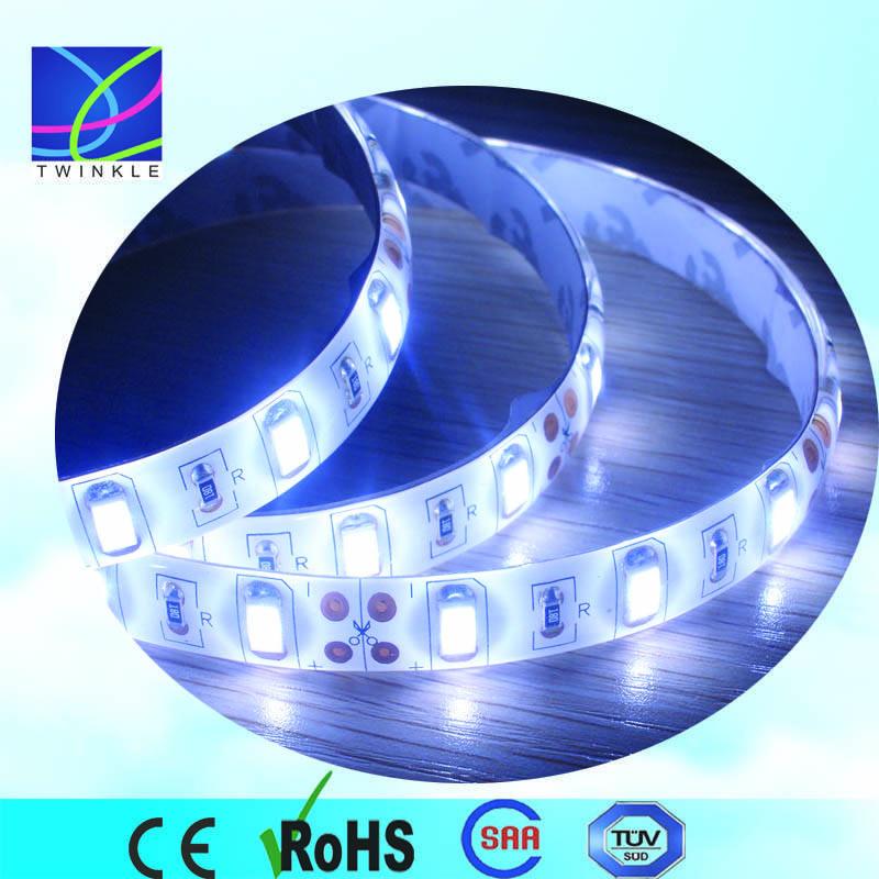55-60lm/led samsung smd5630 flexible strip