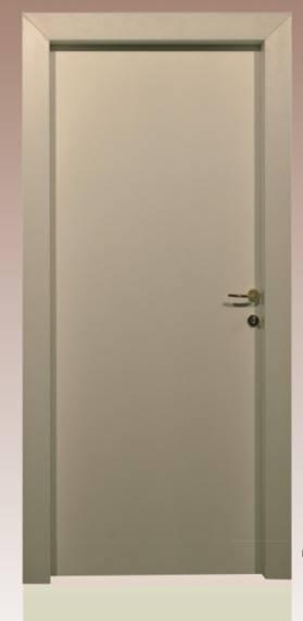 Light-Coloured Flat Door (FD02)