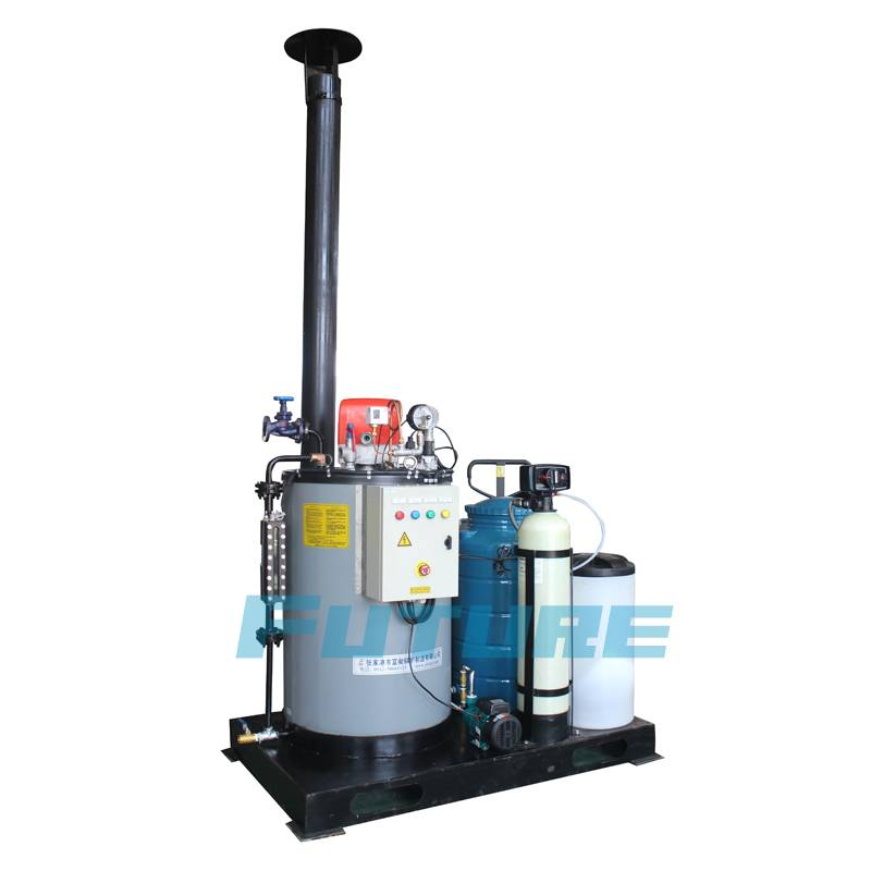 Vertical Watertube Oil (Gas) Fired Steam Boiler for Steam Washer