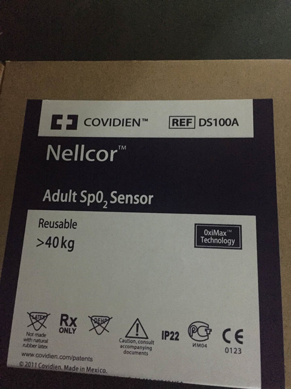 Nellcor DS-100A original spo2 sensor