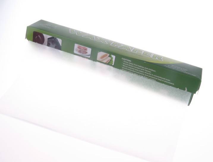 FDA Approved Wax Paper Roll