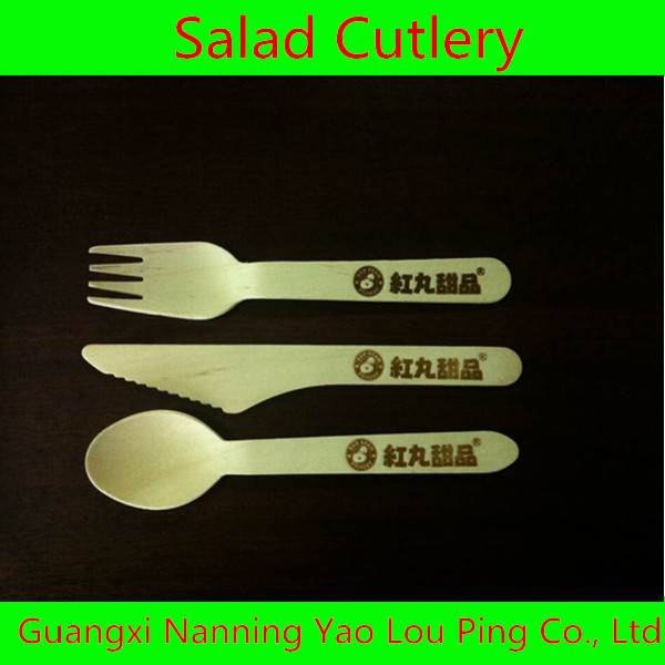 Disposable Cutlery Spoon, Fork, Knife