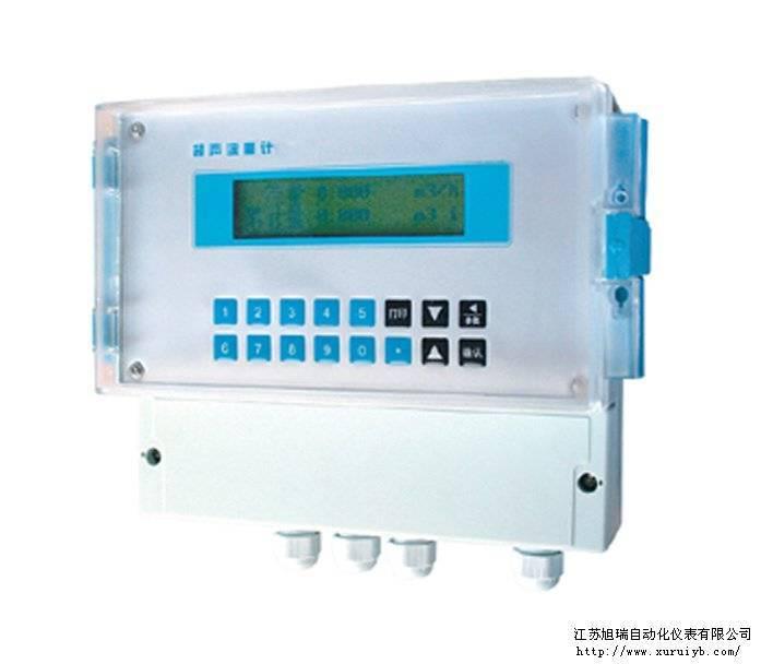 XR-100 Series Ultrasonic Flowmeter