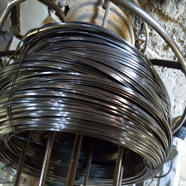 Cold Rolled Surface High Carbon Flat Steel Wire 6mm