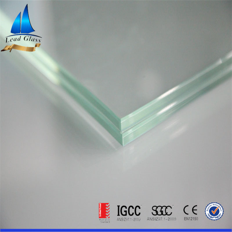 Professional tempered laminated glass price/laminated safety glass/wholesale laminated glass