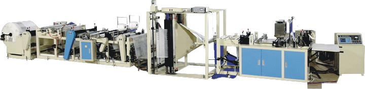 CYW-570 Full Automatic Non—Woven Fabrics Bag-making Machine