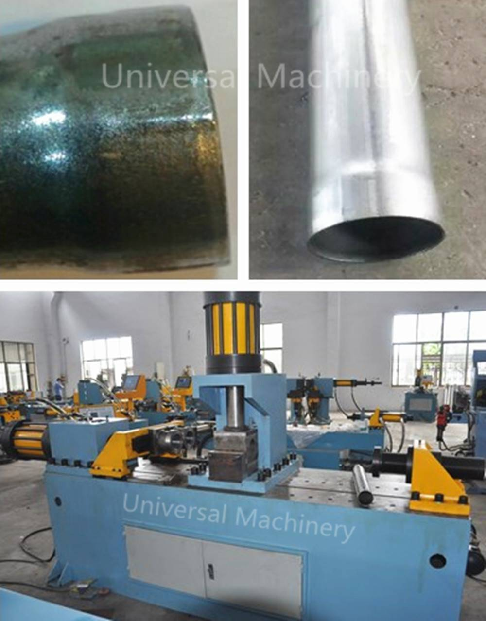 China Factory price Pipe Expanding Machine