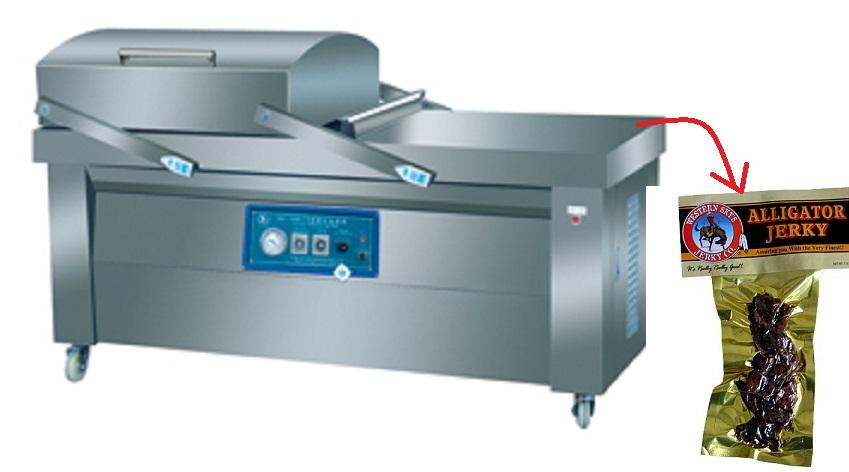 DZ560/1S Snack Vacuum Packing Machine