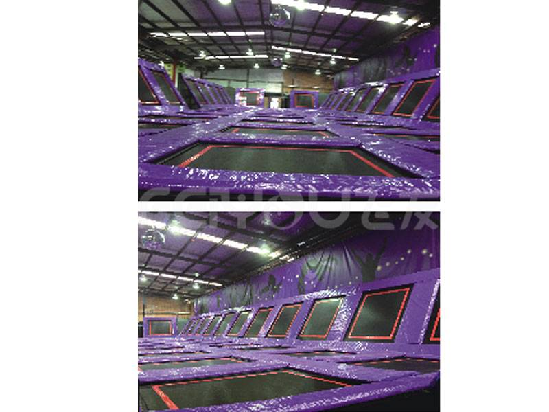 The Adult Trampoline Floor Park Fitness Price For Sale FY827703
