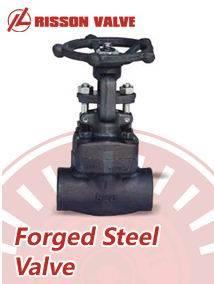 Forged steel gate/globe valve/valves