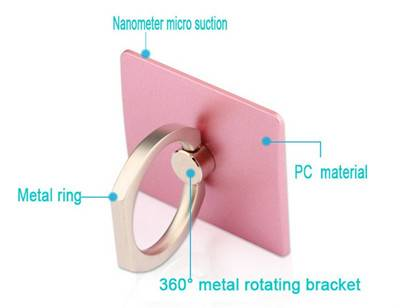 wholesale high quality ring holder for mobile phone