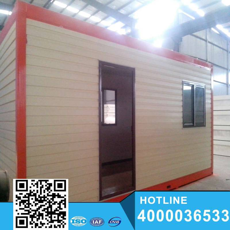 2015 Low Cost Big Sale Steel Frame House For Home and Office